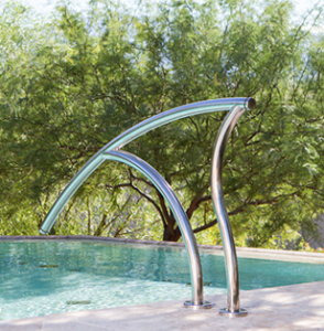 Pool Slides Diving Boards And Handrails Residential